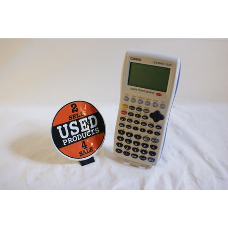 Casio CFX-9850gc Plus