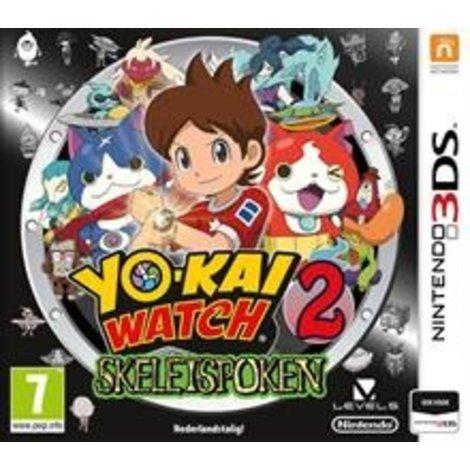 Nintendo 3 DS Yo-Kai Watch 2 Skeletspoken