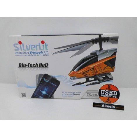 Silverlit Apple Blue Tech - RC Helicopter Nieuw geseald