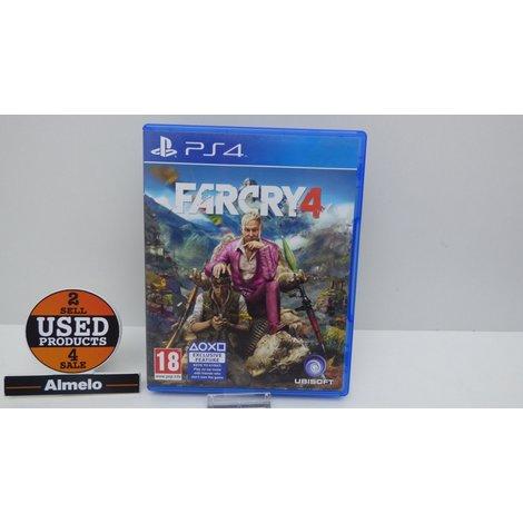 Sony playstation 4  Far Cry 4