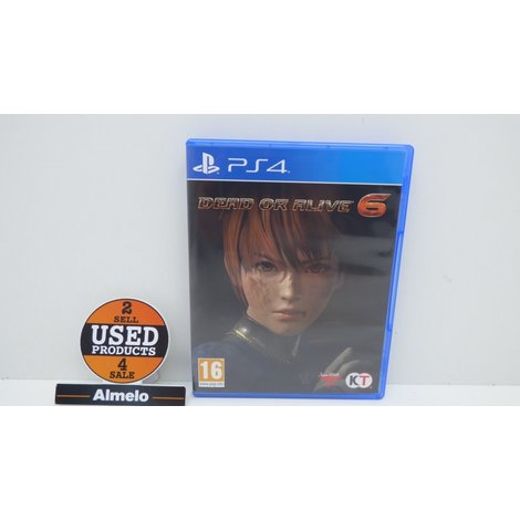 Sony Playstation 4 Dead or Alive 6