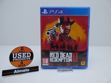 playstation Sony Playstation 4 Red Dead Redemption II