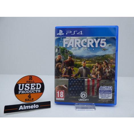 Sony PlayStation 4 Farcry 5