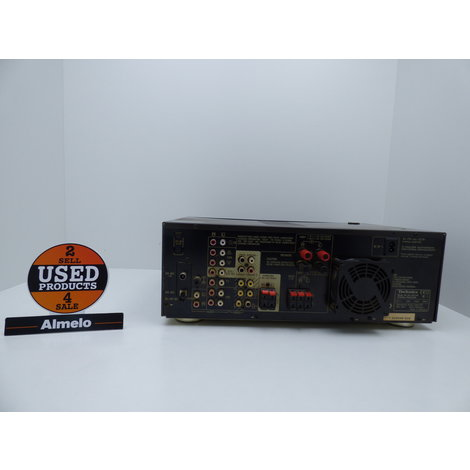 Technics Av control stereo receiver Sa/AX730