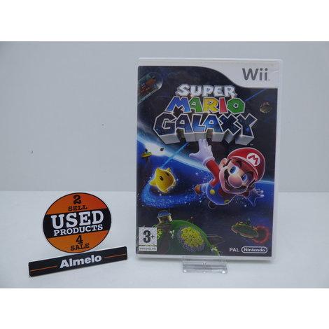 Nintendo Wii Super Mario Galaxy.