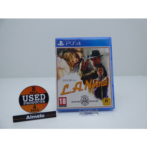 Sony Playstation 4 LA Noire