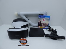 SONY Sony Playstation VR V2 met Playstation VR Aim Controller en de game Farpoint