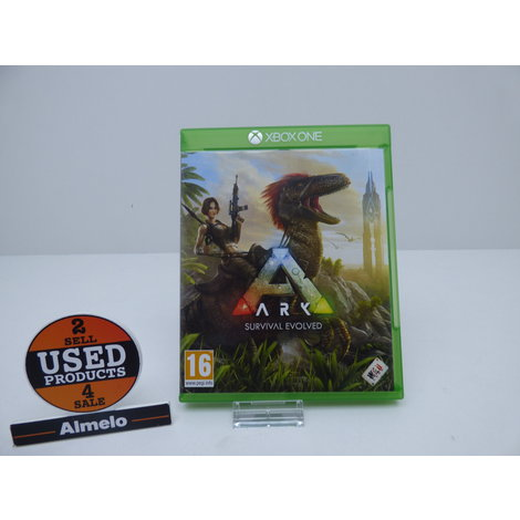 Xbox One ARK Survival Evolved