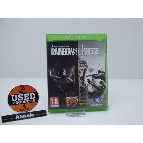 Xbox One Rainbowsix Siege