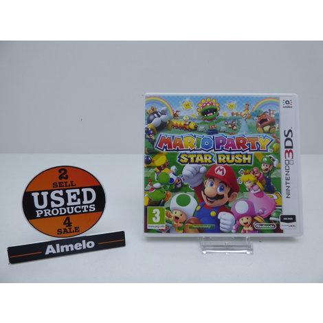 Nintendo 3DS Mario Party star rush