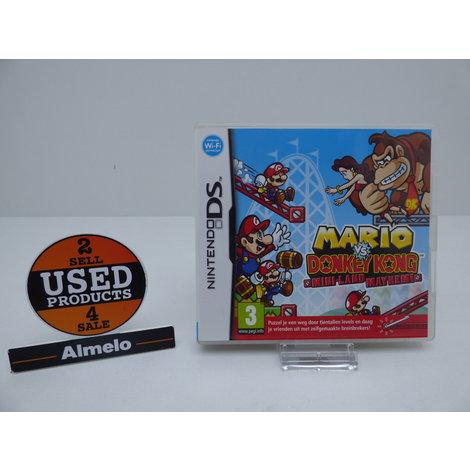 Nintendo DS Mario vs Donkey Kong