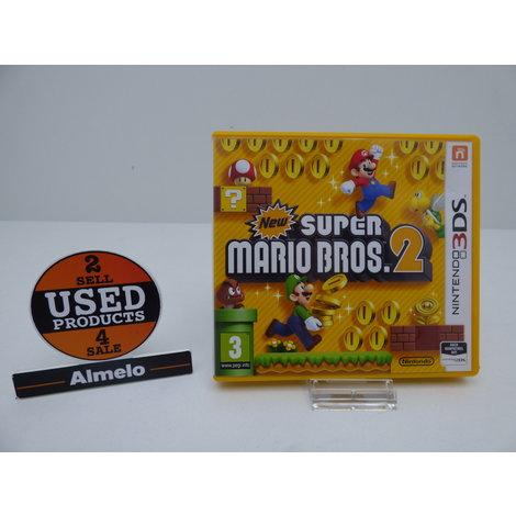 Nintnendo 3DS New Super Mario Bros