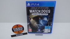 Sony Playstation 4 Sony Playstation 4 Watch Dogs Complete Edition
