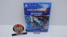 Sony Playstation 4 Sony Playstation 4 Uncharted 2 Among Thieves Remastered
