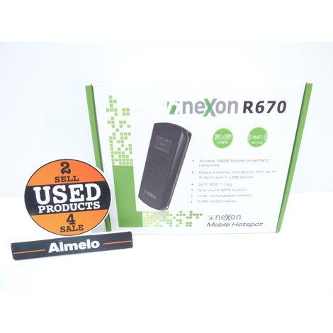 NEXON R670 MOBILE HOTSPOT