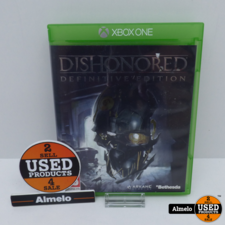 Microsoft Xbox One Xbox One Dishonored Definitive Edition
