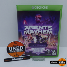 Microsoft Xbox One Xbox One Agents of Mayhem Day One Edition
