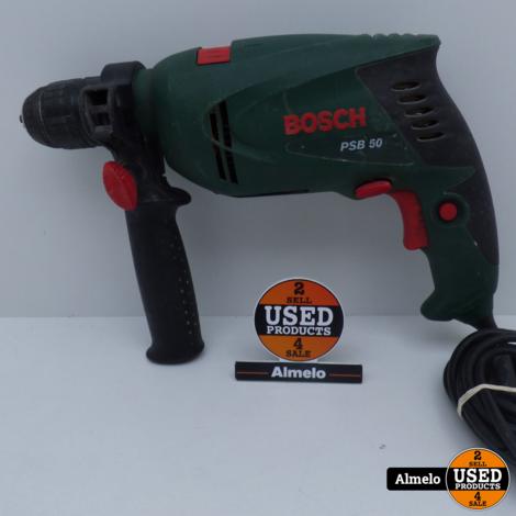 Bosch PSB 50 Klopboormachine