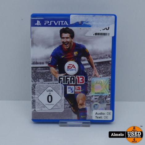 Sony Playstation Vita FIFA 13