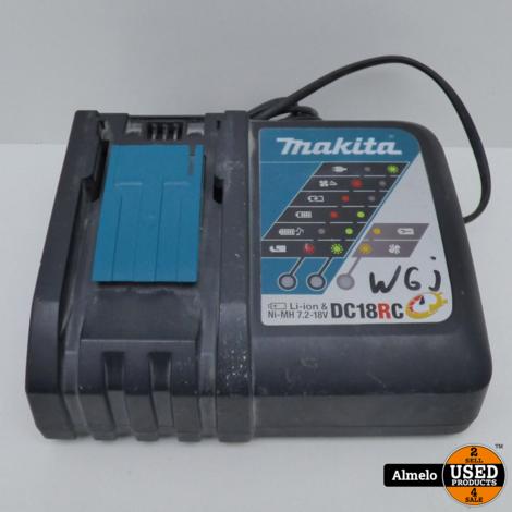 Makita DDF481RTJ 18V Li-Ion accu boor-/schroefmachine 1 x 5.0Ah accu