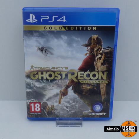 Sony Playstation 4 Tom Clancy's Ghost Recon Wildlands