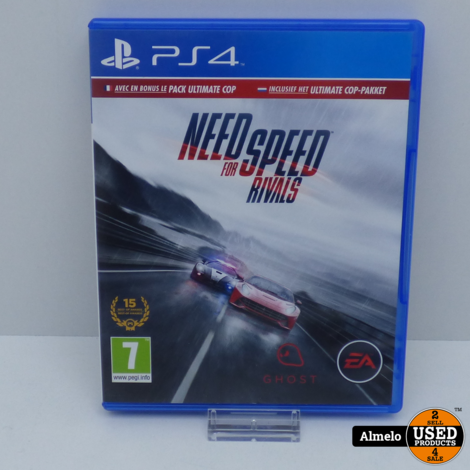 Sony Playstation 4 Need for Speed - Rivals