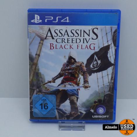 Sony Playstation 4 Assassins Creed Black Flag