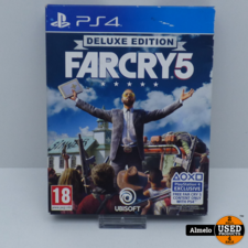 Sony Playstation 4 Sony Playstation 4 Far Cry 5 - Deluxe Edition