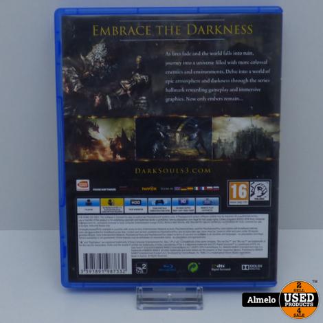 Sony Playstation 4 Dark Souls III