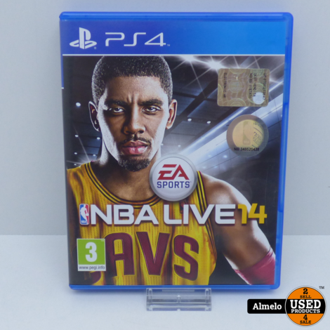 Sony Playstation 4  NBA Live 14