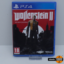 Sony Playstation 4 Sony Playstation 4 Wolfenstein II The New Colossus
