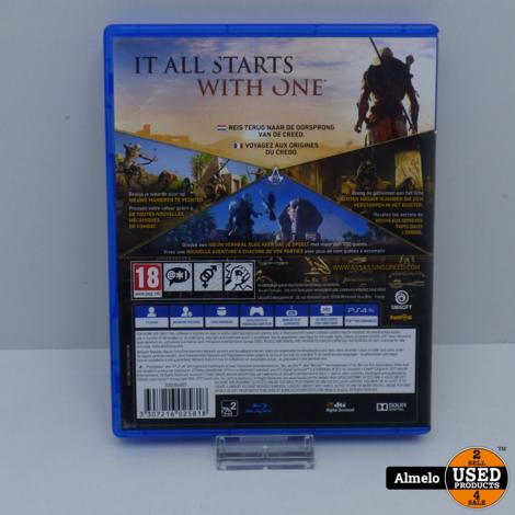 Sony Playstation 4 Assassin's Creed Origins