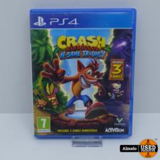 Sony Playstation 4 Sony Playstation 4 Crash Bandicoot N. Sane Trilogy