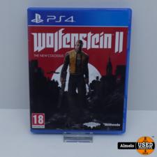 Sony Playstation 4 Sony Playstation 4 Wolfenstein 2