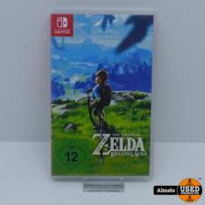 Nintento Switch Nintendo Switch The Legend of Zelda - Breath of the Wild