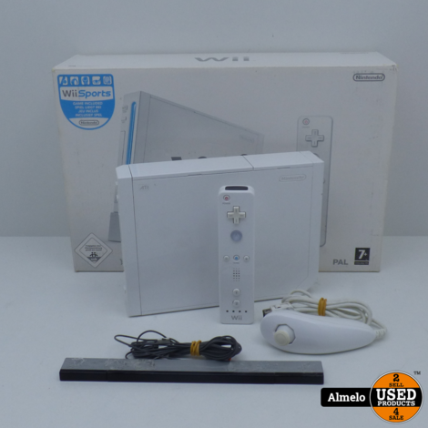 Nintendo Wii in nette staat