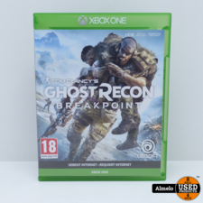 Microsoft Xbox One Xbox one Tom Clancy's Ghost Recon Breakpoint