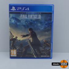 Sony Playstation 4 Sony Playstation 4 Final Fantasy XV