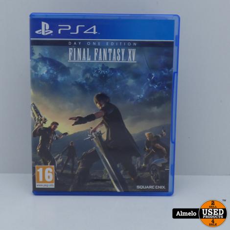 Sony Playstation 4 Final Fantasy XV