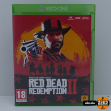 Microsoft Xbox one Red Dead Redemption II