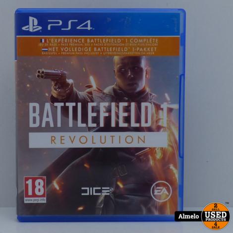 Sony playstation 4 Battlefield 1 Revolution
