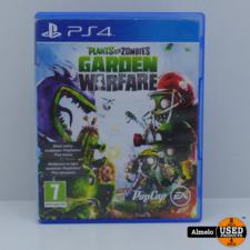 Sony Playstation 4 Sony Playstation 4 Plants vs Zombies - Garden Warfare