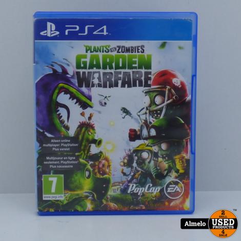 Sony Playstation 4 Plants vs Zombies - Garden Warfare