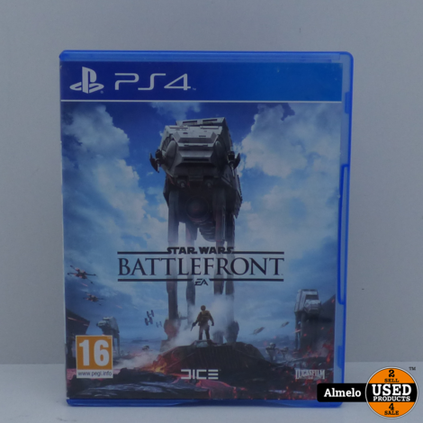 Sony Playstation 4 Star Wars - Battlefront