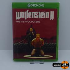 Microsoft Xbox One XBox One Wolfenstein II - The New Colossus