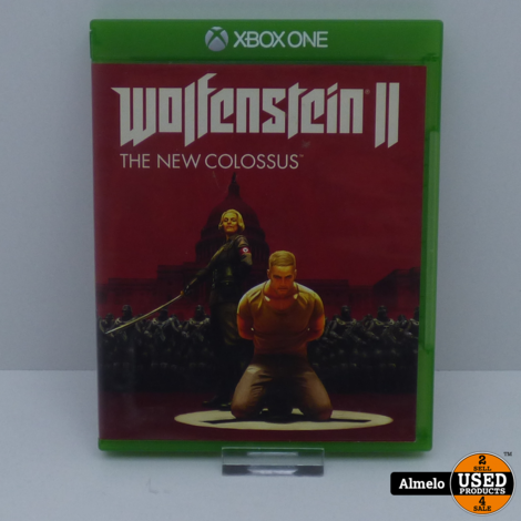 XBox One Wolfenstein II - The New Colossus