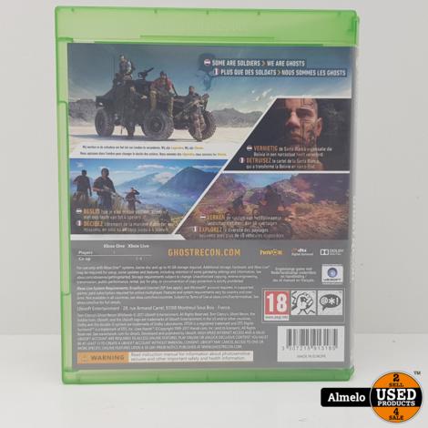 Xbox One Tom Clancy's Ghost Recon Wildlands