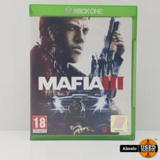 Xbox One Xbox One Mafia III
