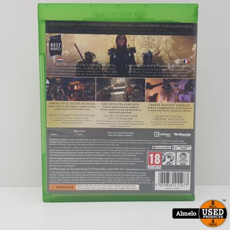 Xbox One The Elder Scrolls Online - Gold Edition