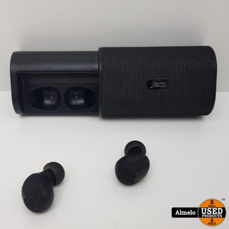 JAM AUDIO Live True Zwart Bluetooth oordopjes